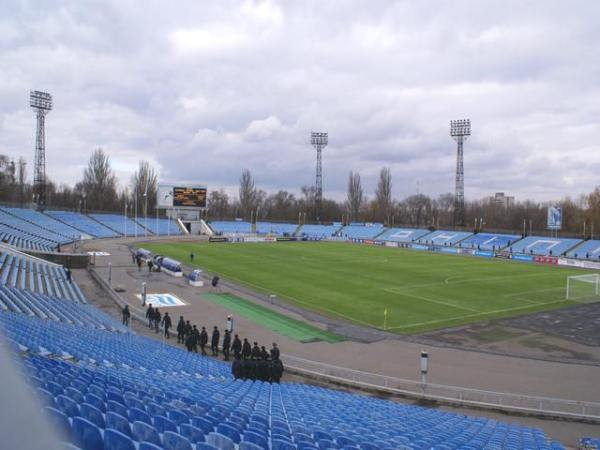 Stadion Meteor, Dnipropetrovs'k