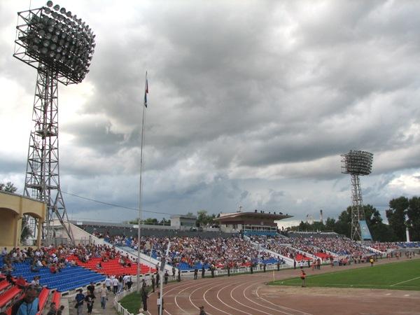 Stadion imeni V.I. Lenina, Khabarovsk