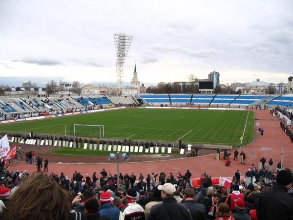 Stadion Shinnik, Yaroslavl'