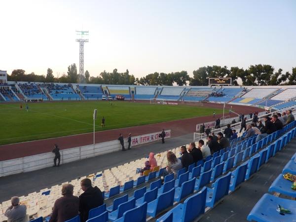 Central'nyj Stadion Astrakhan'gazprom, Astrakhan'