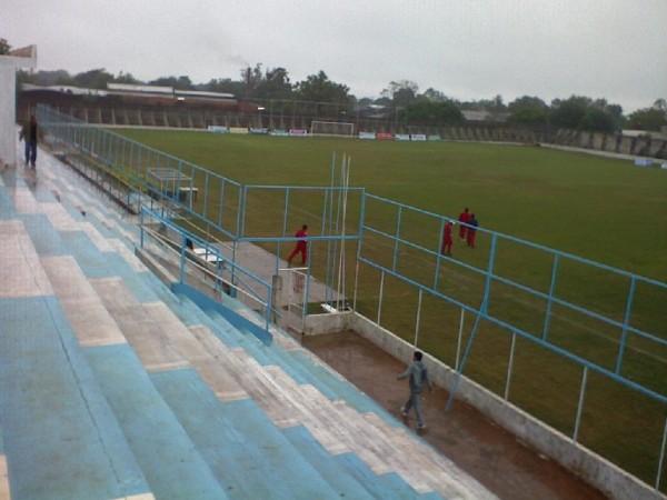 Estadio Municipal Federico Llamosas, Caaguazú