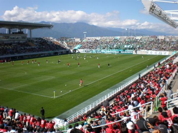 Naganoken Matsumotodaira Wide Area Park General Stadium, Matsumoto