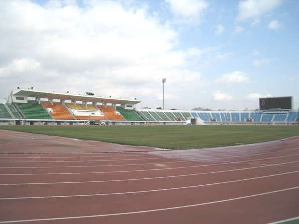 Gyeongju Citizen Stadium, Gyeongju