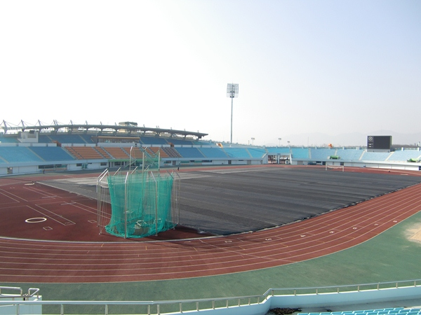 Icheon City Stadium, Icheon