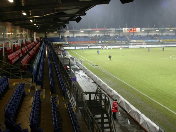 Herstaco Stadion, Roosendaal