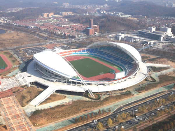 Ansan Wa~ Stadium, Ansan
