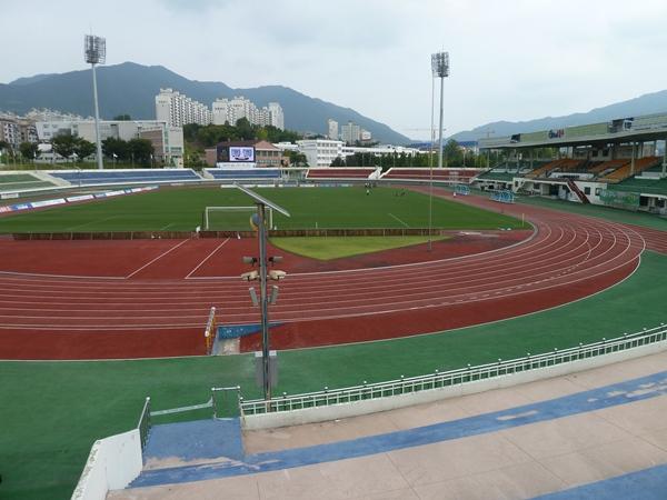 Chungju Stadium, Chungju