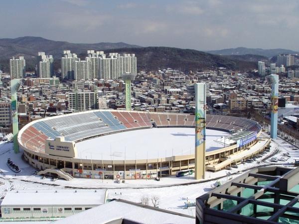 Suwon Civil Stadium, Suwon
