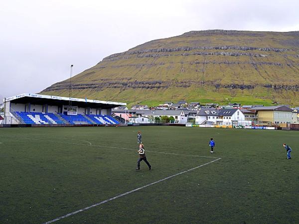 Injector Arena, Klaksvík, Borðoy