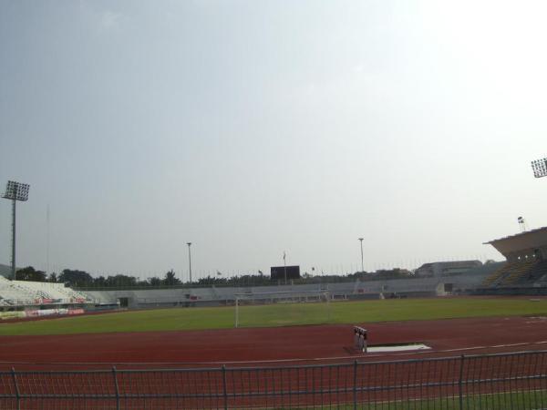 Suphanburi Municipality Stadium, Suphanburi