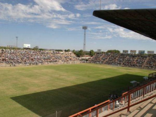 Barbourfields Stadium, Bulawayo