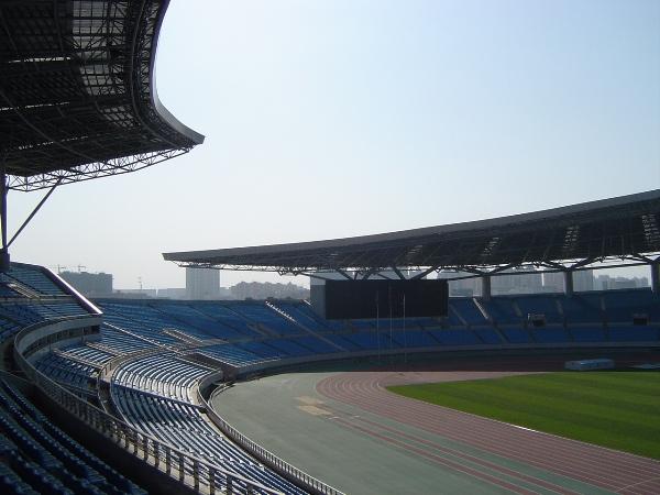 Hefei Olympic Sports Center Stadium, Hefei