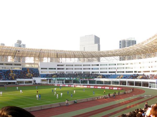 Yuanshen Sports Centre Stadium, Shanghai