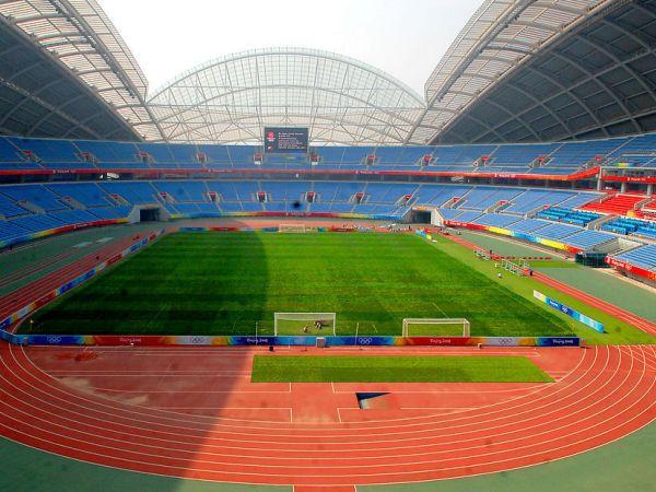 Shenyang Olympic Sports Center Stadium, Shenyang