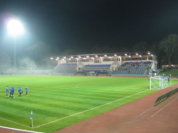 Městský stadion Horním parku, Znojmo