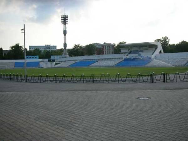 Stadion Central'nyj, Novorossiysk