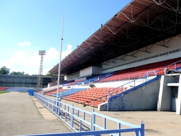 Central'nyj Stadion Mashuk, Pyatigorsk