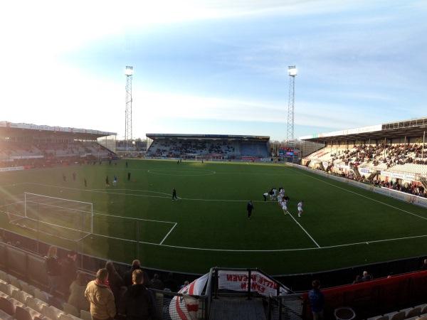De Oude Meerdijk stadionveld, Emmen