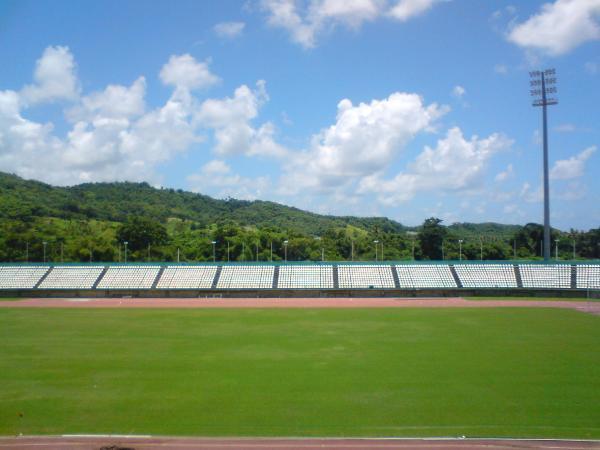 Dwight Yorke Stadium, Bacolet, Tobago