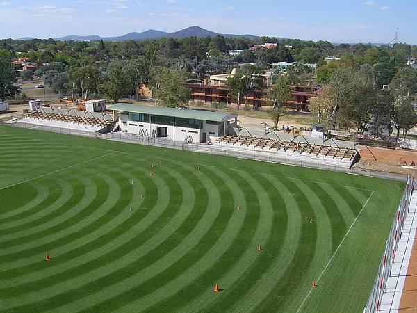 Deakin Stadium, Canberra