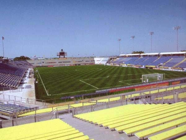 Lockhart Stadium, Fort Lauderdale, Florida