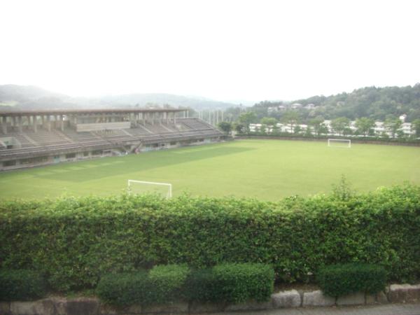 Rugby Football Field Mimasaka, Mimasaka