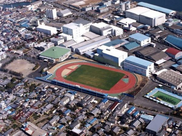 Shizuoka Stadium, Shizuoka, Shimizu Port
