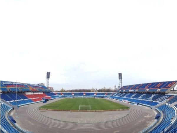 Central'nyi Stadion Profsoyuzov, Voronezh