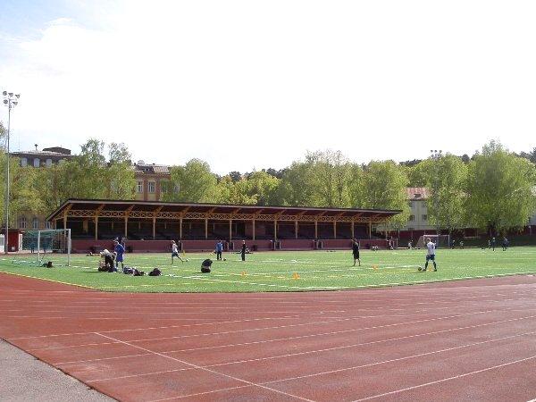 Pyynikin urheilukenttä, Tampere