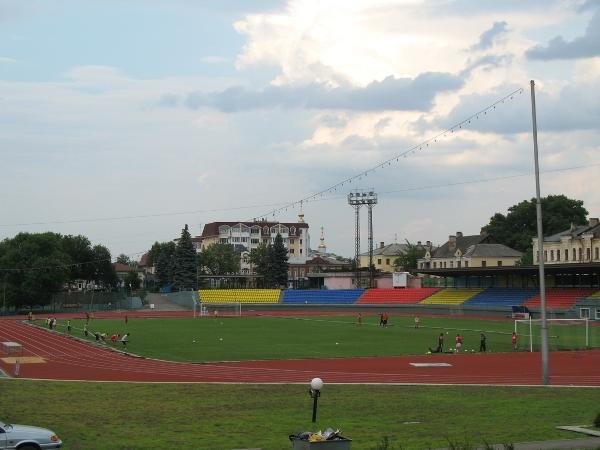 Stadion Spartak, Tambov