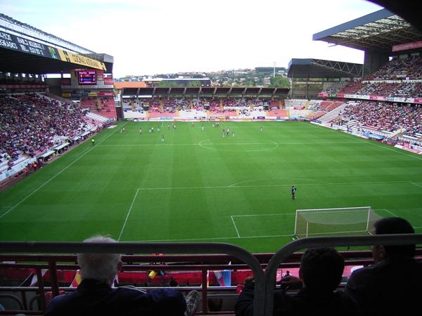 Estadio Municipal El Molinón, Gijón