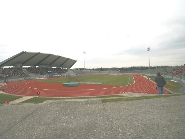 Stade Robert Bobin, Bondoufle