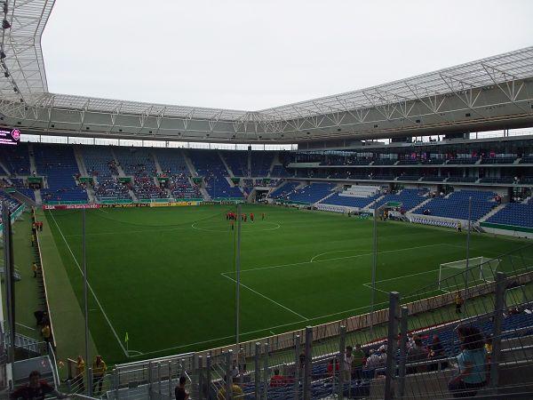 PreZero Arena, Sinsheim