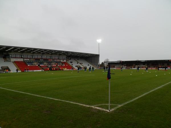 Globe Arena, Morecambe, Lancashire