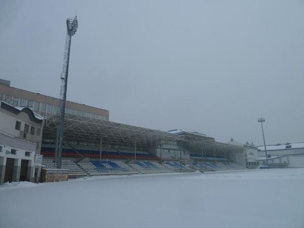 Stadion Dinamo, Ufa