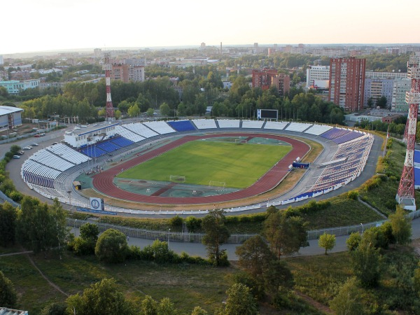 Russia Fk Zenit Izhevsk Results Fixtures Squad Statistics Photos Videos And News Soccerway