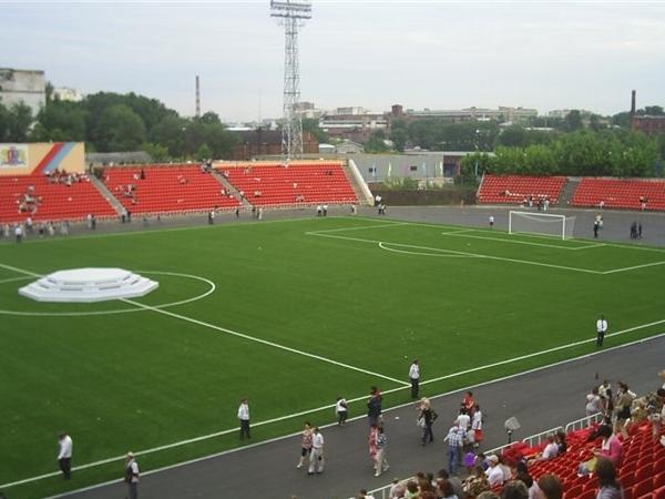 Stadion Tekstilshchik, Ivanovo