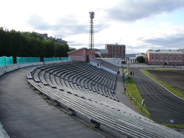Central'nyj Stadion, Murmansk