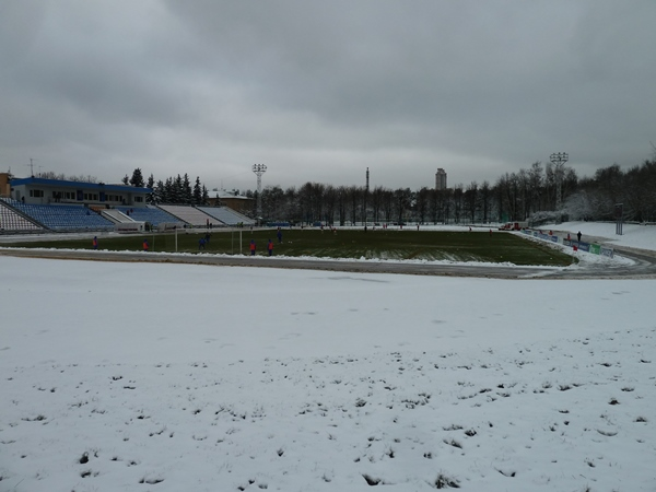 Stadion Oktyabr', Moskva