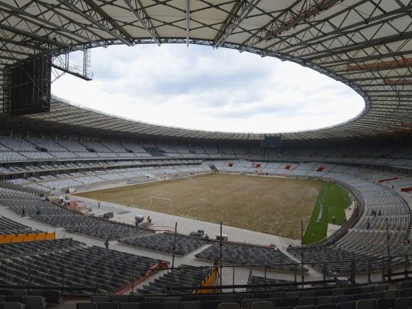 Estádio Governador Magalhães Pinto, Belo Horizonte, Minas Gerais