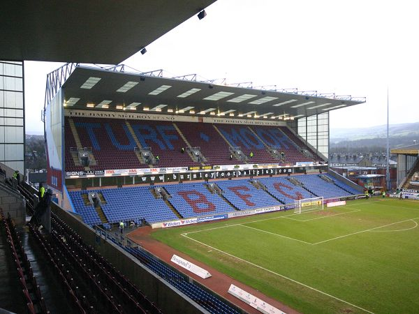 Turf Moor, Burnley