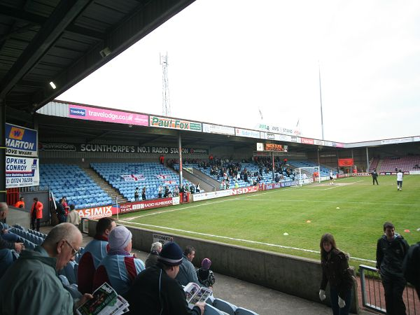 Sands Venue Stadium, Scunthorpe