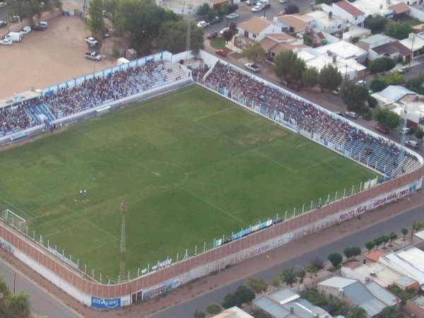 Estadio El Coloso del Ruca Quimey, Cutral Có, Provincia del Neuquén