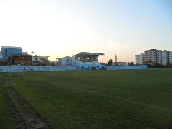 Stadiumi Kamza, Kamëz