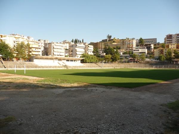 Stadiumi Gjirokastra, Gjirokastër