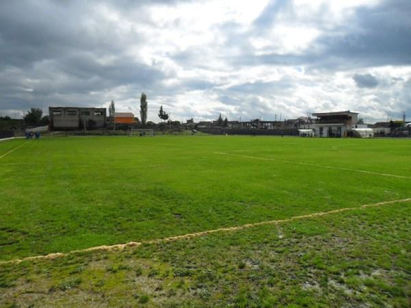 Stadiumi Mamurrasi, Mamurrasi