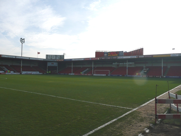 Banks's Stadium, Walsall, West Midlands