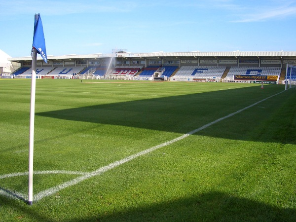 The Northern Gas and Power Stadium, Hartlepool, County Durham