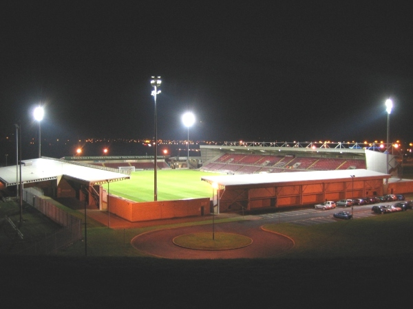 PTS Academy Stadium, Northampton, East Midlands