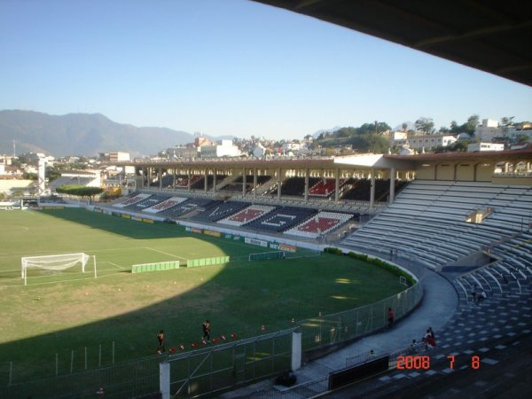 Estádio Club de Regatas Vasco da Gama, Rio de Janeiro, Rio de Janeiro